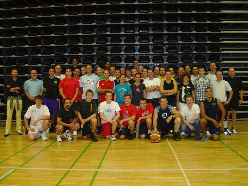 Nationale Basketball schiedsrichter
